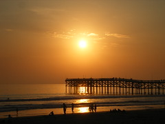 PB sunset over the pier (San Diego Shooter) Tags: ocean california city trip travel girls sunset wallpaper vacation sun beach nature beautiful beauty sunshine animals skyline museum landscape fun bay landscapes pier bars downtown bestof view sandiego qualcomm shots trolley ships paintings favorites restaurants murals statues sunsets patriotic pb surfing tourist flags best socal gaslamp hollywood oceanbeach backgrounds clubs greatest traveling pacificbeach southerncalifornia museums swimsuits desktopwallpaper aerospace sandiegobay crystalpier bigmomma desktopwallpapers challengeyouwinner delmarhorseraces nathanbest nathanmyspace thepinnaclehof tphofweek27