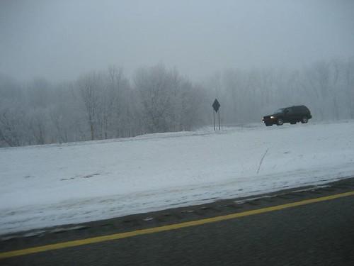 Fog Snow
