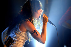 juliette and the licks (cybele malinowski) Tags: gig sydney mtv juliettelewis thelair julietteandthelicks supershot