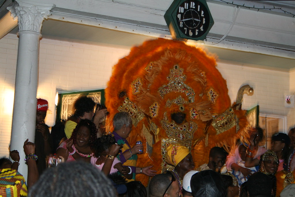 Spirit of Fi Yi Yi at Mardi Gras 2007