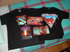 Shadow Of  The Beast - Full Collection!! (Pocket Clouds) Tags: shirt tshirt games videogames rogerdean shadowofthebeast psygnosis