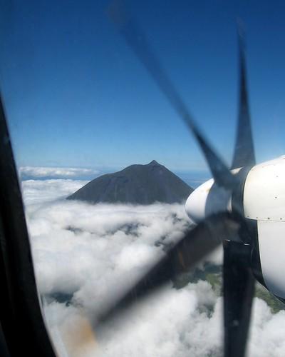 Monte Pico, Isla Pico, las Azores