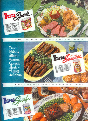 Vintage Ad #187 - The Revenge of Spork and Speef