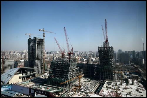 CCTV construction on Flickr