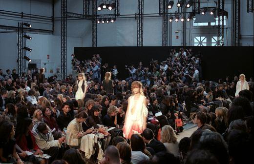 show paris fashion ann demeulemeester ss07
