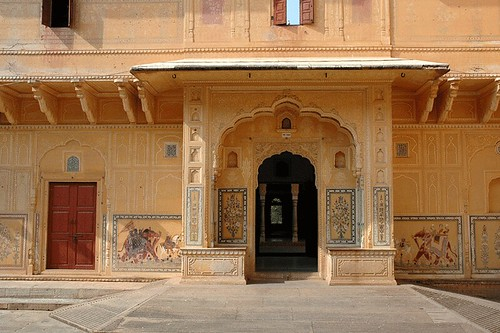 Nahargarh Fort, Jaipur, Rajasthan, India por pavangupta.