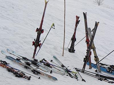 skis Séolane