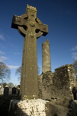 High Cross Monasterboice, photo by Tom Haymes on Flickr