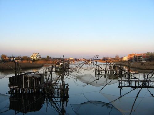 Sistema de pesca Kalimera