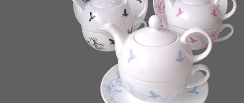 Lillibule Ceramics designed by Sylvie Fuller