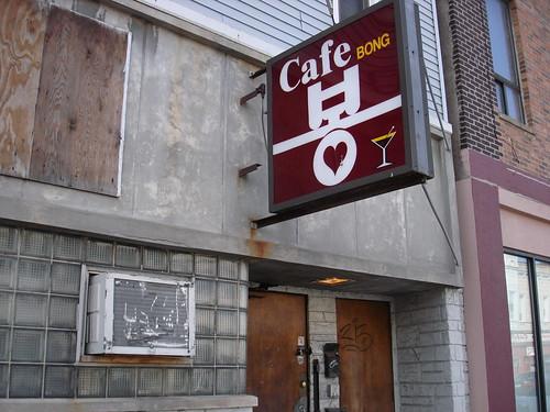 Cafe Bong