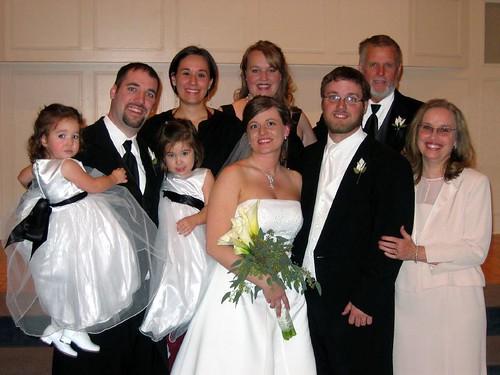 The Conrad Wedding Picture