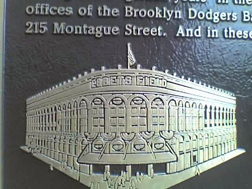 original offices of the brooklyn dodgers