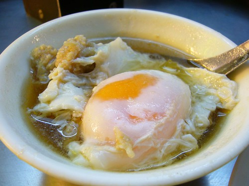 蛋包瓜子赤肉湯