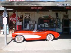 vanha corvette