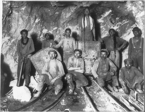 miners africa