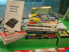 Hits of the 80s - aussie games that rocked the world (Australian Rozie) Tags: melbourne amstrad acmi sinclair zx80