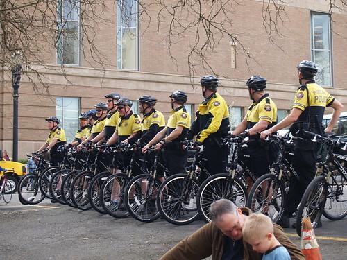 Кличко передал патрульным полицейским Киева 100 велосипедов. Цена проекта - 40 тысяч евро - Цензор.НЕТ 7458