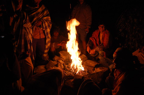 Campfire by Ananth Narayan S, on Flickr