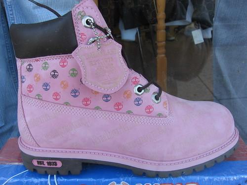 new city pink cute work boot shoe newjersey nj womens atlantic atlanticcity jersey timberlane