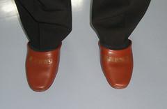Lab slippers