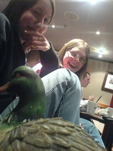 duck, laura & sam