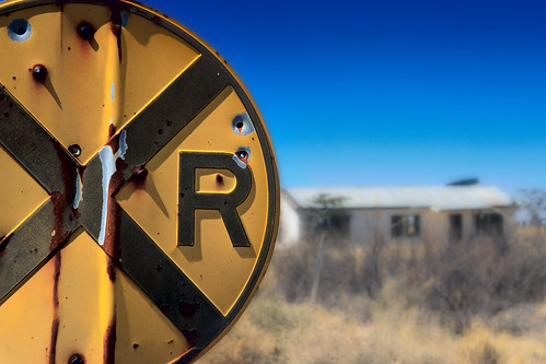 Wild West Railroad: Pecos Texas