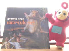 The Beastie Boys - intergalactic (12inch Single)