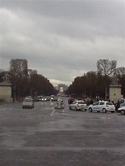 View to Arc de triomphe (katie priest) Tags: paris arcdetriomphe placedelaconcorde