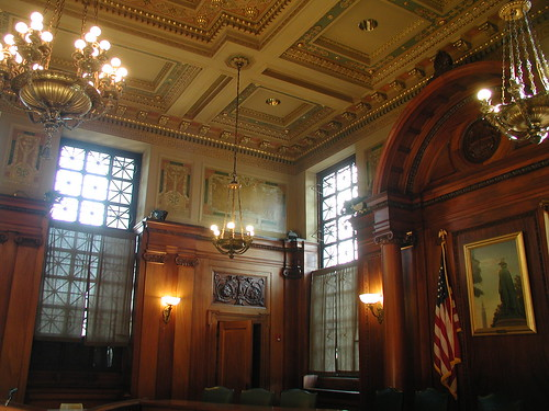 Springfield City Hall, Room 220