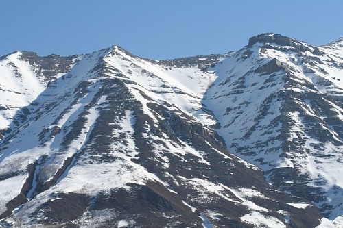 The foot of Mt. Timp