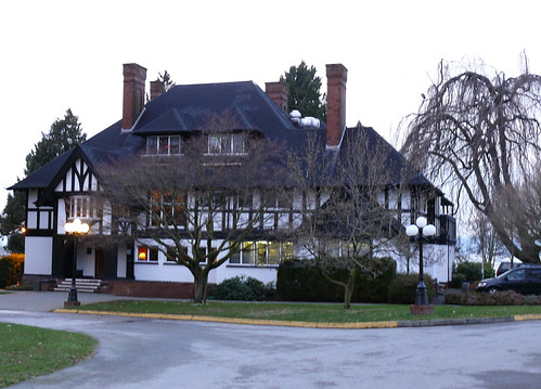 Brock House by Jericho Beach in Vancouver