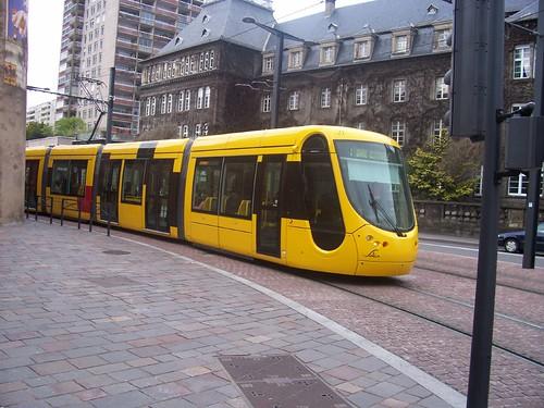 Tram de Mulhouse