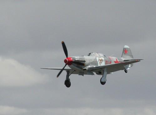 Warbird picture - Yak 9UM