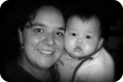 my taiwanese nephew (bw)