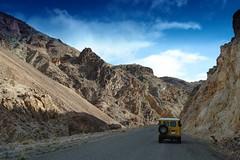 Dana's Diesel 40 (Echo_29) Tags: california geotagged desert deathvalley landcruiser deathvalleynationalpark deathvalleyroad bj40 norcal80s geo:lat=372291966470252 geo:lon=117715819588271 40series