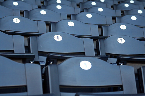 Row 2, seat 6