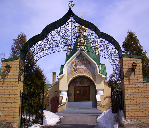 Monastery Church Gate-1