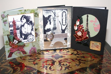 Carmi's Art Cards @ OOAK