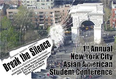 1st Annual New York City Asian American Student Conference