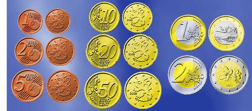Moneditas finlandesas