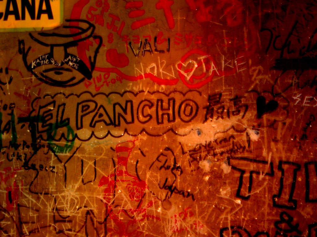 El Pancho, It's the Bomb Y'all.