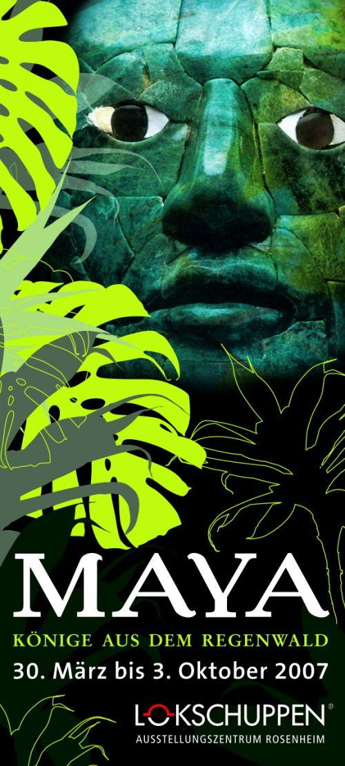 Maya. Konige aus dem Regenwald