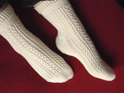 chalet socks FO