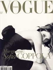 Vogue Paris Dcembre 2004 / Janvier 2005 (Ze Cali Fairy) Tags: fashion cover sofiacoppola mariotestino frenchvogue vogueparis carineroitfeld tompcheux tompecheux