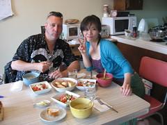 Steve and Yumiko