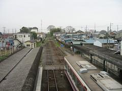 Shimotsuma Station (doubt72) Tags: japan train   ibarakiken  shimotsuma