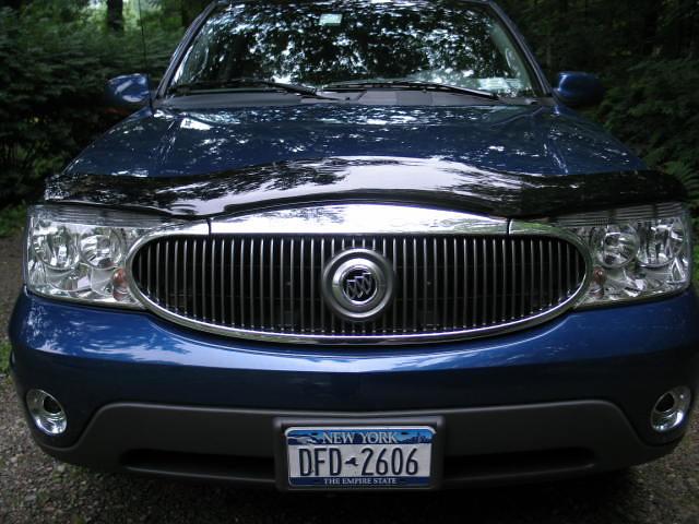 buick 2006 rainier