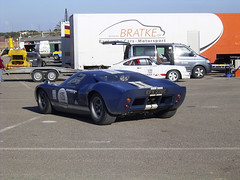 GT40_Back (DeFerrol) Tags: classic ford car gt40