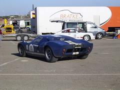 GT40_Back (DeFerrol) Tags: classic ford car gt40